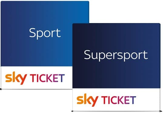 Sky Ticket Aston Villa - Manchester United Angebot