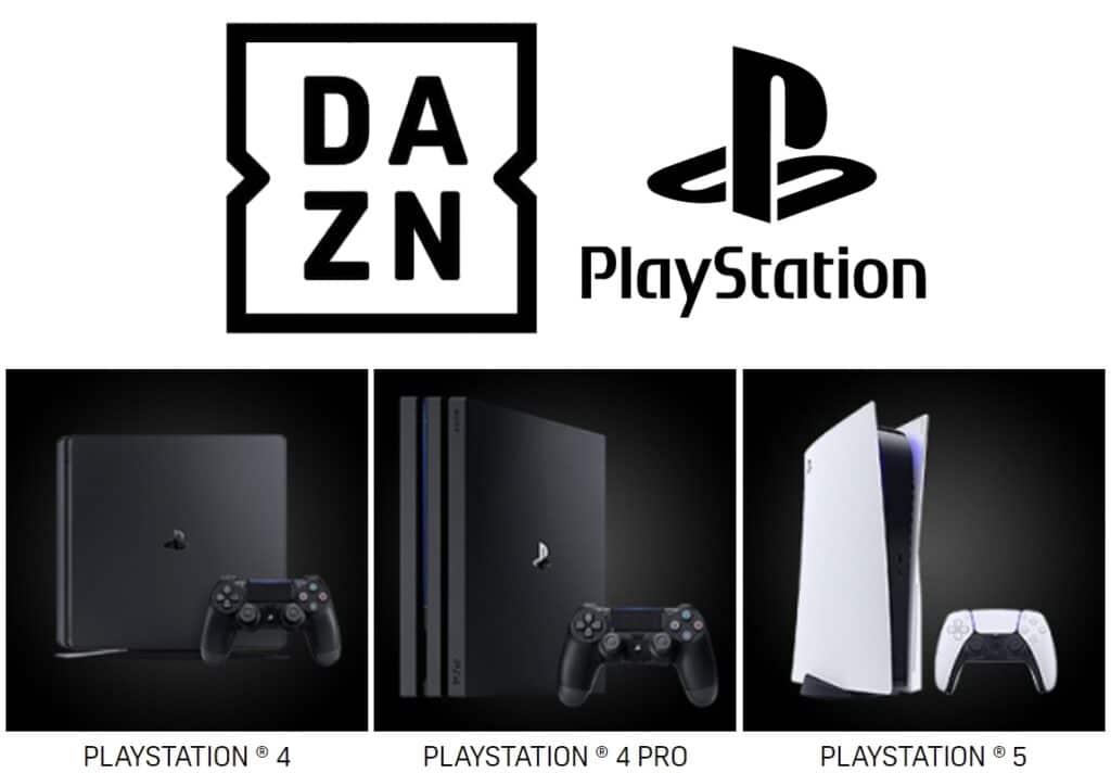 dazn-playstation