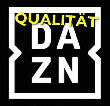 dazn-qualitaet-logo